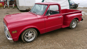 Lots of Fun 1970 Chevy C10