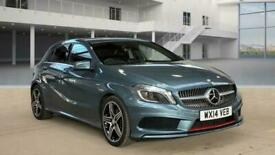 image for 2014 14 MERCEDES-BENZ A-CLASS 2.0 A250 BLUEEFFICIENCY ENGINEERED BY AMG 5D 211 B