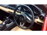 2016 Mazda MX-5 2.0 Sport Nav 2dr Manual Petrol Convertible