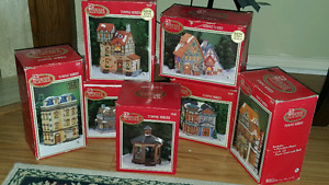 Dickens Towne Series collectables