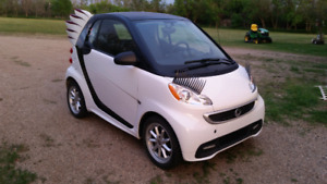 2015 Smart Fortwo Passion 41000km