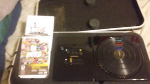 Dj hero 1 and 2 for wii