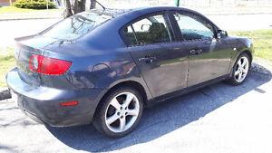 2005  Mazda3 sport propre toute equipeé a 2399$  seulrment nego.