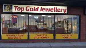 Top Gold Jewelery NOW OPEN!!!