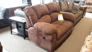 Loveseat Recliner - New