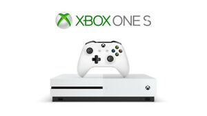 BRAND NEW XBOX ONE S IN BOX WITH RECIEPT