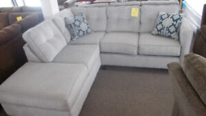 New sectional on sale for $999. Wyse Buys. 902 464 0010
