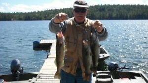 Try FISHING Lake Temagami