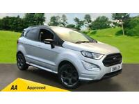 2019 Ford EcoSport 1.0 EcoBoost 125ps ST-Line 5dr Manual Petrol Hatchback