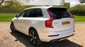 2018 Volvo XC90 D5 PowerPulse R-Design AWD Aut Automatic Diesel Estate