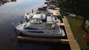 41 Carver - 2007 - Clean and reliable with low hours...
