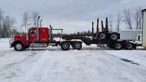 Jeep and poll log  trailers for sale Strathcona County Edmonton Area image 3