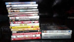 Various DVD Movies & DVD Game For Sale