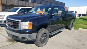 2010 GMC 2500HD 8ft Bed