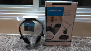 Sennheiser RF Stereo TV Listening System for Hearing Impaired
