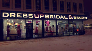Dress Up Bridal & Salon 13030 97 St