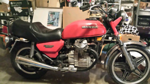Honda Cx 500 | New & Used Motorcycles for Sale in Ontario