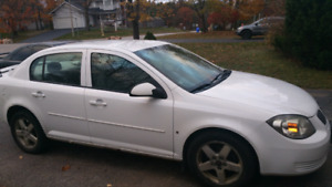 2009 Pontiac G5 with winter & summer tires