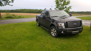 Ford F150 fx4 2012