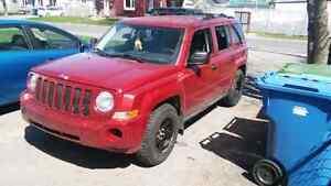 Jeep patriot 2007 a vendre