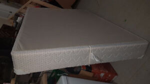 Clearout - 3 bed box springs and 1 bed frame
