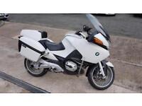BMW R 1200 1 OWNER 12 MONTHS MOT FSH EX POLICE