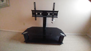 Two TV stands - $60 and $20.