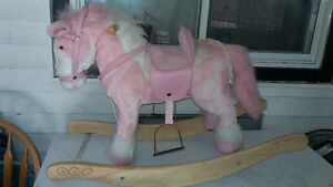 Infant/Toddler Rocking Horse