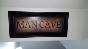 Mancave Starter Kit. Bar/Pub Table/other things.