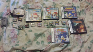 5 Ds games for sale.