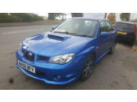 2006 Subaru Impreza 2.5 WRX Type UK PPP Prodrive * Sti Performance* 1 Owner* FSH
