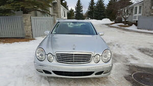 2006 Mercedes-Benz E-Class E350 4matic Sedan