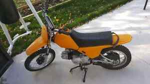 Dirt bike - Baja in good condition