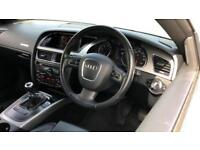 2009 Audi A5 1.8T FSI Sport 2dr Manual Petrol Coupe