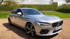 2018 Volvo S90 D4 R-Design Pro Xenium Pack I Automatic Diesel Saloon