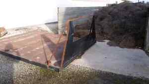 Flatbed for truck