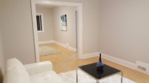 2+1 Bed,Newly Renovated, Avenue&Lawrence, Whole House