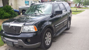 2004 Lincoln Navigator Limited | 8 seats | AWD | 4x4 | Tow packa