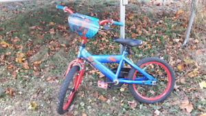"16"" Spiderman Bike"