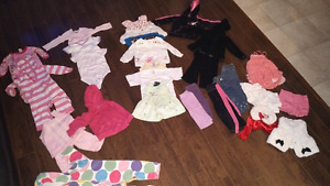 Girls clothing lot 18 months