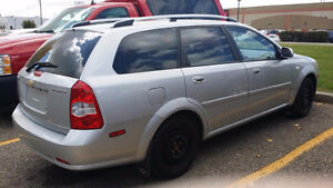 2006 chevy optra low kms and willing to negotiate for quick sale