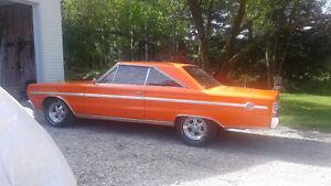 Plymouth belvedere 1966 383 manuelle 4 vitesses