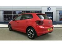 2018 Volkswagen Polo 1.0 TSI 95 Beats 5dr Petrol Hatchback Hatchback Petrol Manu