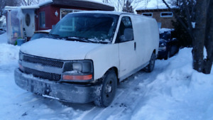 Camion Chevrolet express