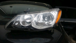 Acura csx headlight
