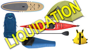 Soldes! Kayaks,Sac a dos,Tentes,Sacs de couchage,sup,surf, Tents
