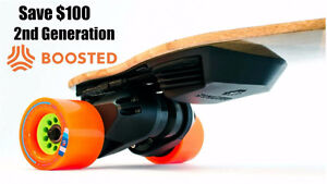 Boosted Board Version 2.0 (Coupon)