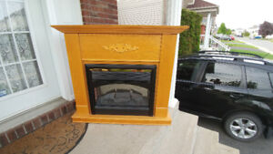 foyer electrique, electric fireplace