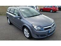 1 OWNER VAUXHALL ASTRA ESTATE 1.9 CDTi 150, FSH