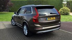 2016 Volvo XC90 2.0 D5 Inscription AWD Geartro Automatic Diesel 4x4
